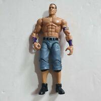 Mattel WWE 2010 John Cena figure WWE elite