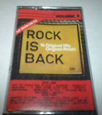 Rock Is Back Volume 2 Cassette - SEALED