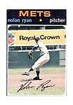 1971 Topps Nolan Ryan New York Mets #513 Baseball Card
