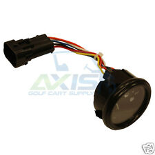 2008 - UP EZGO RXV STATE OF CHARGE METER 48V FACTORY OEM GOLF CART PLUG AND PLAY