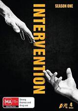 Intervention : Season 1 (DVD, 2010, 4-Disc Set) - Region 4