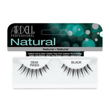 Ardell Natural Lashes -Demi Pixies Black, 1 Pair