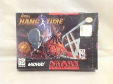 NBA HangTime (Super Nintendo SNES) - Brand New - Sealed - 4P