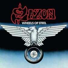 Saxon - Wheels Of Steel LP Splatter