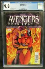 Avengers #17 (2011) Alan Davis Spider-Woman Cover CGC 9.8 E126