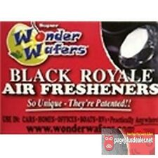 16- Wonder Wafers Black Royale Scent~Amazingly Fresh~ Air Freshener