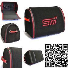 Subaru «STI» Design Car Trunk Organizer 25L Boot Cargo Storage Box