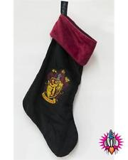 HARRY POTTER GRYFFINDOR CREST OFFICIAL FLEECE CHRISTMAS XMAS STOCKING