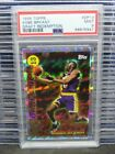 1996-97 Topps Kobe Bryant Draft Redemption Rookie RC #DP13 PSA 9 Lakers D231