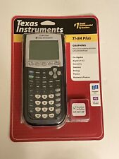 Texas Instruments TI-84 Plus Graphing Calculator ACT SAT AP Approved NEW