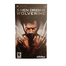 Sony PSP Umd Game X Men Wolverine