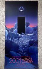 2001: A Space Odyssey Matthew Woodson Ghostco Mondo Poster Print Art Kubrick
