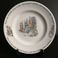 The World of Peter Rabbit by Wedgewood Salad Plate - Made in England