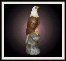 Concrete / Cement Statue Mold Eagle on a rock Latex rubber / Fiberglass