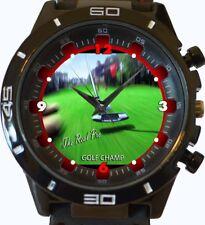 Golf Ball Game Champ New Gt Series Sports Unisex Gift Wrist Watch UK SELLER