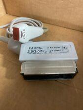 Hp 21215a Ultrasound Transducer Array Probe 2520 Mhz