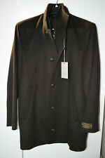 Daniel Cremieux Collection Loro Piana ExtraFine Wool Winter Coat Jacket NEW $695