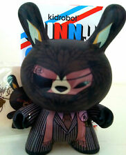 "DUNNY 3"" FRENCH SERIES SUPAKITCH MYSTERY ?/?? CHASE KIDROBOT 2008 TOY FIGURE NEW"