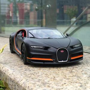 Bburago 1:18 Bugatti Chiron Sport Diecast Alloy Car Model Men collection no box