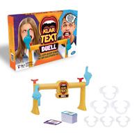 Hasbro Gaming E1917100 - Klartext Duell Partyspiel (Alter 8+) Neu