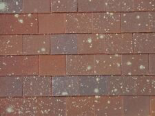 50 1:12th Dolls House Versi Traditional Tile & Halves Roof Tiles