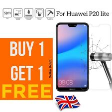 100% Genuine Film LCD Tempered Glass screen protector For Huawei P20 Lite