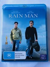 Rain Man (Blu Ray Movie) Like New Rated M 🍿 Region B Hoffman Tom Cruise