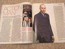 S EXPRESS Mag 02/2017 UNA HEALY Michael Keaton OLIVIA PALERMO Lydia Rose Bewley