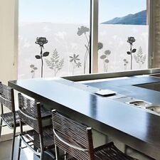 D-C-Fix Premium estática Vinilo Flor de privacidad película de la ventana 45cm X 1m