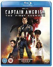Captain America The First Avenger 8717418413897 Blu-ray Region B