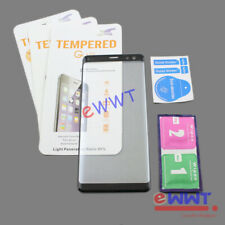 """3x Black 3D Curved Glass Screen Protector for Sony Xperia XZ3 H8416 5.7"""" WVSQ778"""
