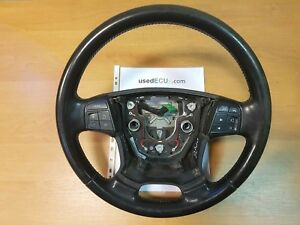 VOLVO XC60, XC70, S80 2008 Steering Wheel With Buttons 30778841