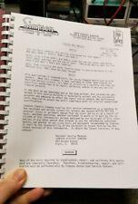 Simpson 464 Digital Multimeter Service Manual