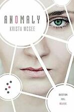 Anomaly by McGee, Krista