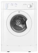 Indesit EcoTime IDV 75 7Kg Tumble Dryer - White
