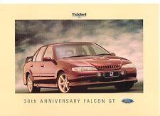 1997 FORD EL FALCON GT SHEET/BROCHURE