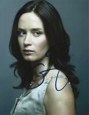 Emily Blunt signed  8x10 photo - Proof - Sicario