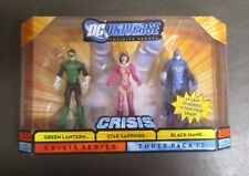 Star Sapphire Green Lantern Black Hand DC UNIVERSE INFINITE HEROES CRISIS Mattel
