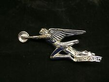 """Packard Hood Ornament """"Goddess of Speed"""" or """"Lady Chasing a Donut"""""""
