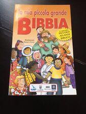 LA MIA PICCOLA GRANDE BIBBIA QUASI OTTIMO!!SOLO 1 EURO!!!