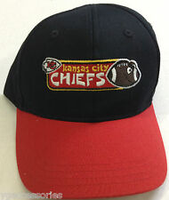 NFL Kansas City Chiefs Reebok Kids Velcro-Back Cap Hat NEW!!