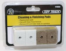 OO HO Woodland Scenics Replacement Pads - Rail tracker cleaner TT4553 FNQHobbys