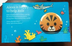 Amazon Alexa Echo Dot 4th Generation Kids Edition - Tiger  --  New in Box