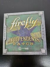 Loot Crate Firefly Independents Patch