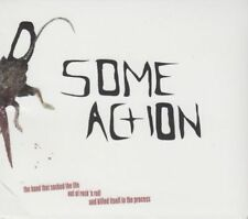 Some Action - The band that sucked the life out of rock n roll - CD -