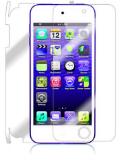 Skinomi Transparent Clear Full Body Protector Film Cover for Apple iPod 5G 16GB