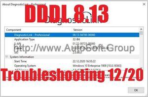 Detroit Diesel Diagnostic Link 8.13 SP1 (DDDL 8.13) 2021 Offline Professional