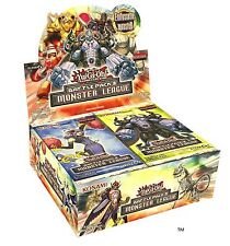 YU-GI-OH - Monster League (Battle Pack 3) (1.Deutsch Auflage) Display/36 Booster
