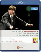 Bruckner: Symphony No. 4 [Staatskapelle Dresden, Christian [DVD][Region 2]