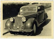 Lot 16 Photos Voiture Auto Automobile Mercedes Benz Vers 1940/50